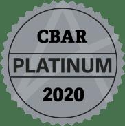 CBAR 2020 medallion